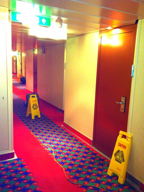 Ship Hallway